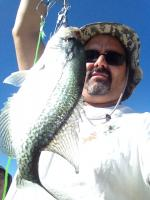 Lake Isabella Crappie September 2014